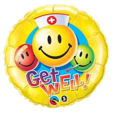 Get Well Balloon Bouquets