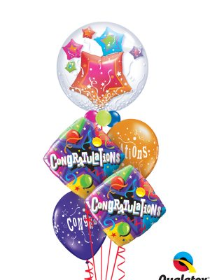 Congratulations Balloon Bouquets
