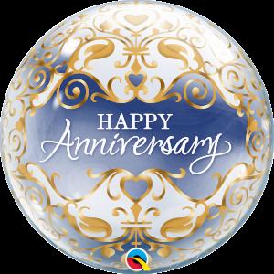 Anniversary Classic Bubble Balloon 16660
