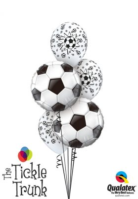 Big Kicker Soccer Balls Balloon Bouquet SP-01