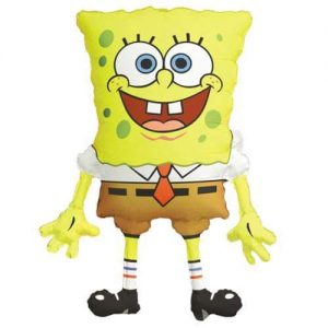 Sponge Bob Square Pants SuperShape Balloon 22 W x 28 H 63989