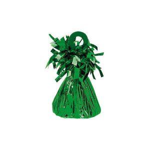 Green Small Foil Balloon Weight 112725.03