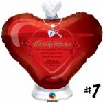LOVE POTION 24 INCH SHAPE MYLAR W23953 - 7
