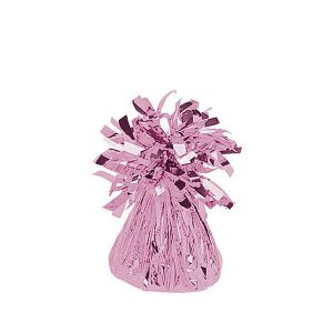 Pink Small Foil Balloon Weight 112725.06