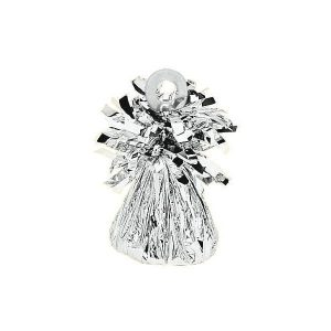 Silver Small Foil Balloon Weight 112725.18